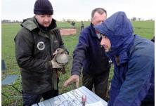 Field conservation activities